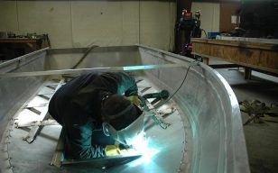 How to Weld Aluminum Boat
