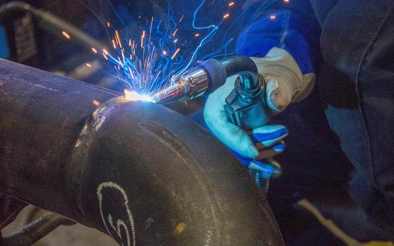 Risks of Welding with Black Iron Pipe