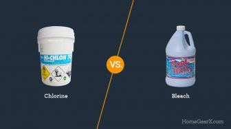 Chlorine vs. Bleach