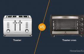 Toaster vs. Toaster Oven