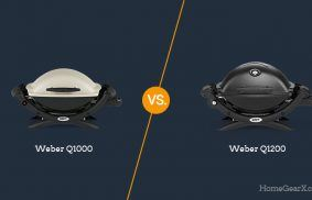 Weber Q1000 vs. Q1200