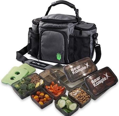 Bear KompleX Lunch Bag
