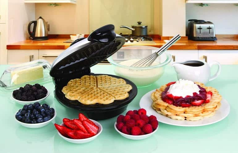 How to Buy the Best Ceramic Waffle Makers