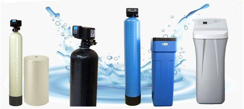 Types of Water Softeners
